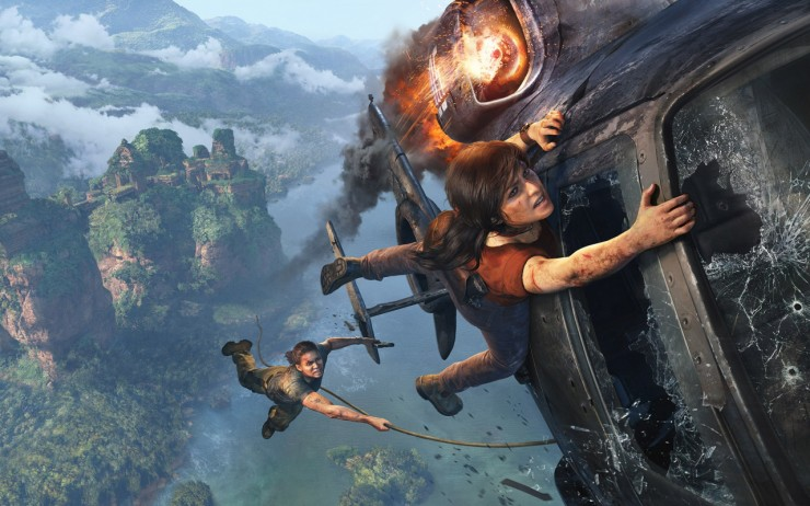 Uncharted 5 дата выхода